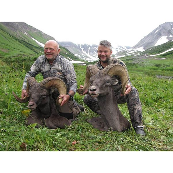 10 day Hunt for Kamchatka Bighorn/Brown Bear in Russia