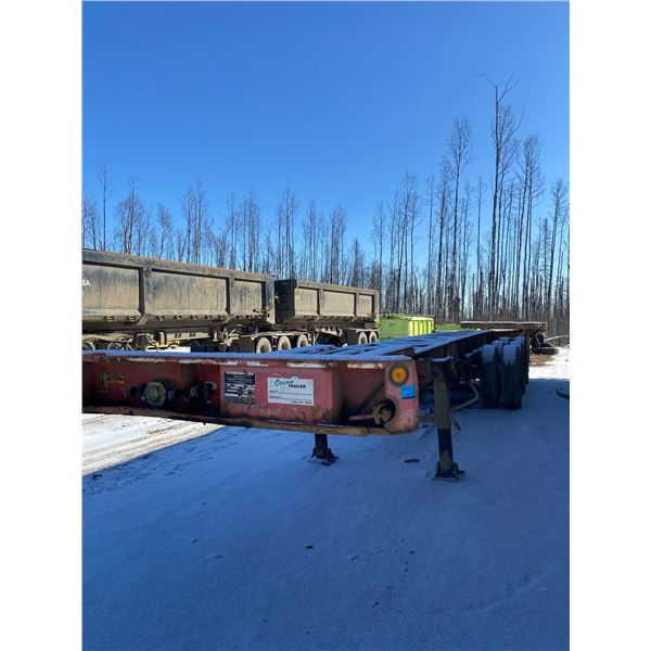 2007  MAX ATLAS TRAILER 40 FT