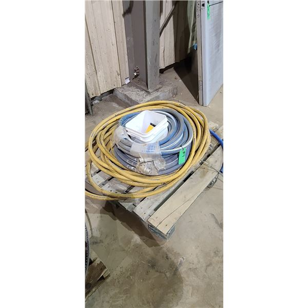 SKID OF MISC 400PSI HOSE LOCATED IN FORT MCMURRAY