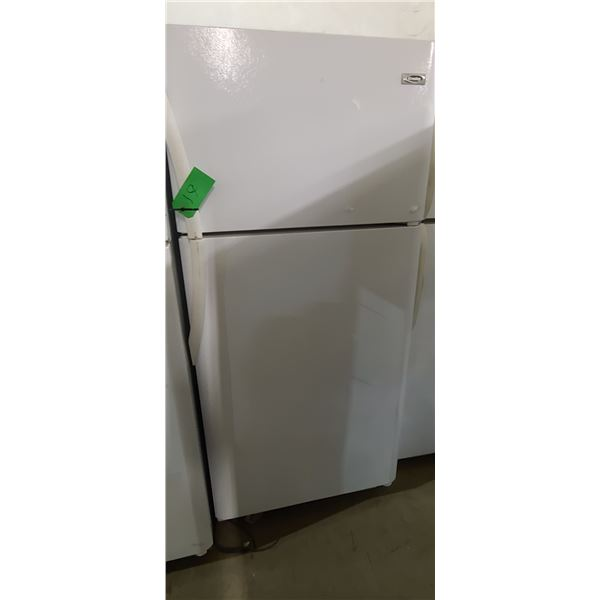 CROSLEY FRIDGE FREEZER- WHITE LOCATED IN FORT MCMURRAY