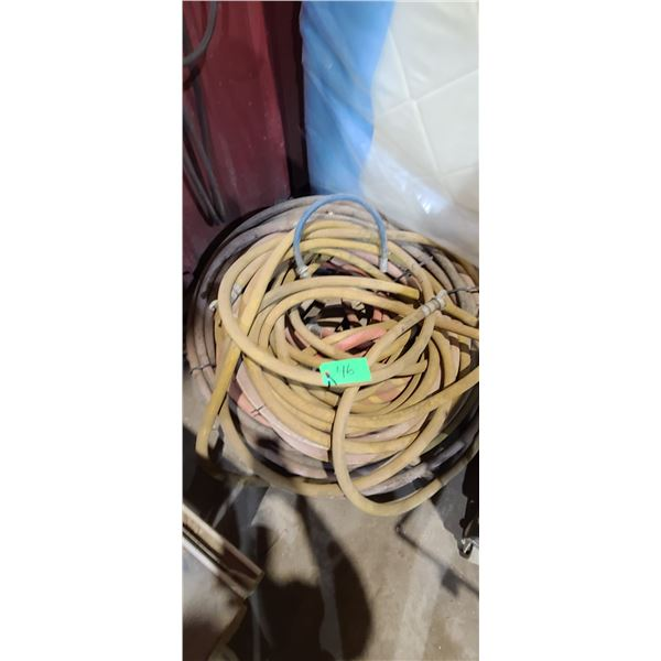 SKID OF ASSORTED AIR HOSE LOCATED IN FORT MCMURRAY