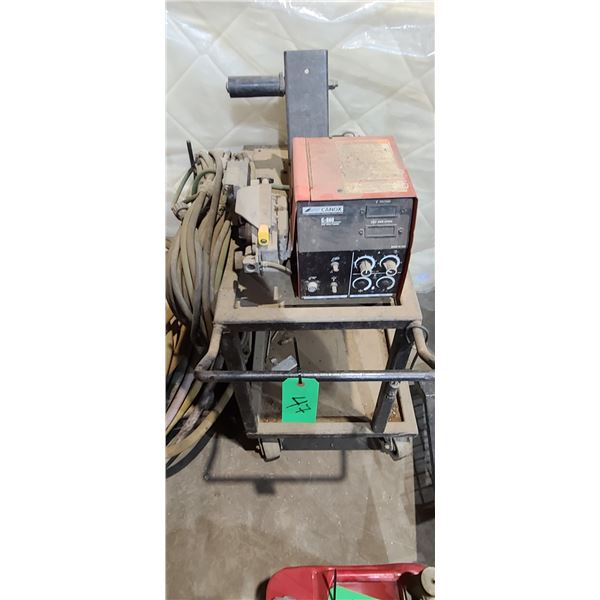 CANOX MIG WELDER CONDITION UNKNOWN C-S60 LOCATED IN FORT MCMURRAY