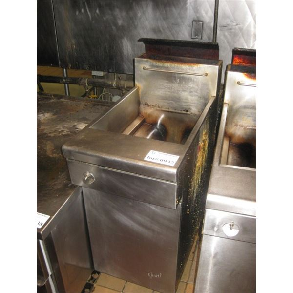 QUEST DEEP FRYER