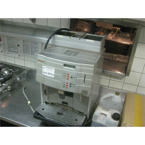 SCHAERER CAPPO MACHINE