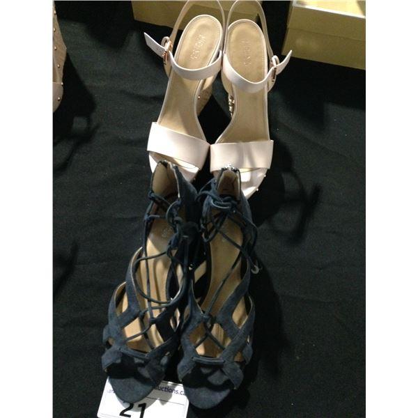 2 PAIRS LADIES MICHAEL KORS DRESS SHOES SIZE 9.5