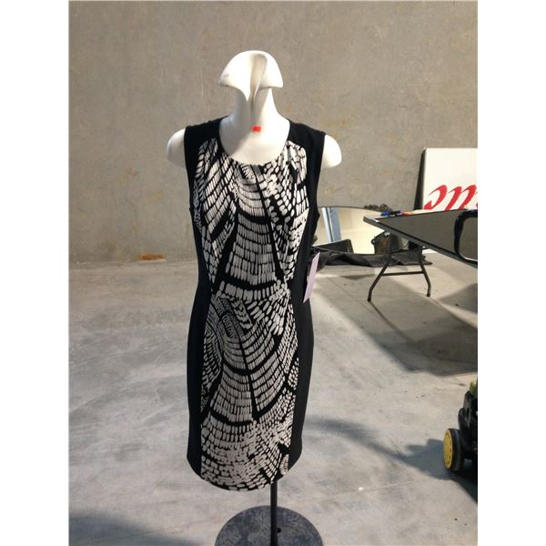 3 DESIGNER DRESSES BY JS COLLECTION  SIZE 10