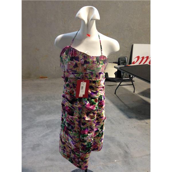 3 DESIGNER DRESSES BY JS COLLECTION DRESSES SIZE 10
