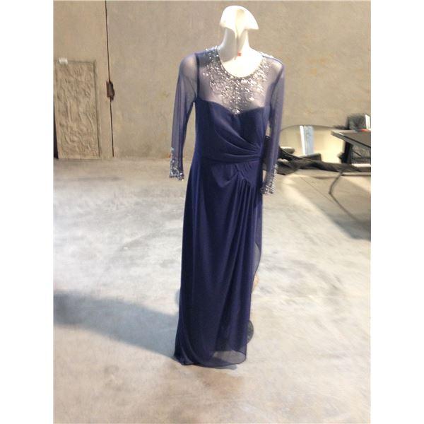 2 DESIGNER DRESSES INCLUDING JS COLLECTION AND JS BOUTIQUE SIZE 10