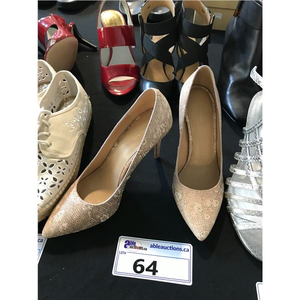 2  LADIES MICHAEL KORS DRESS SHOES IN SIZE 6.5