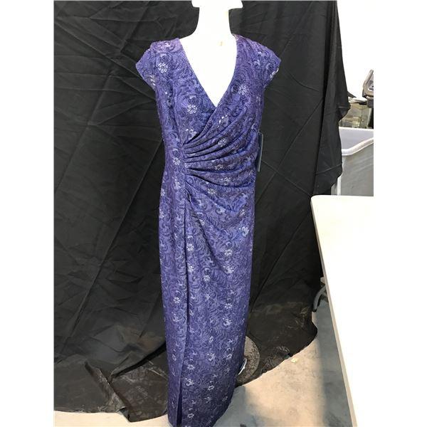2 JS COLLECTIONS DESIGNER DRESSES SIZE 12
