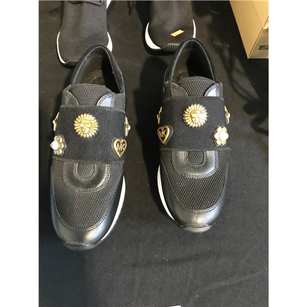 2 PAIRS LADIES MICHAEL KORS CASUAL SHOES SIZE 6