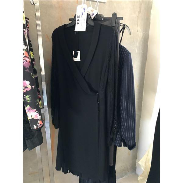 3 DESIGNER DRESSES INCLUDING LEO AND UGO AND NOUGAT LONDON SIZE 2/3