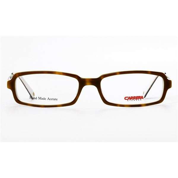 CARRERA DESIGNER READING  GLASSES CA6136 - HAVANA WHIE GOLD (S3) LENS