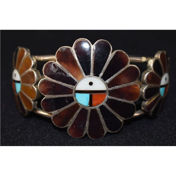 ZUNI INDIAN BRACELET (ASHBARRY  GASPER)