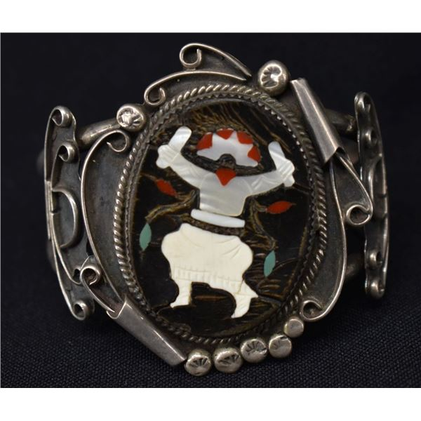 ZUNI INDIAN BRACELET (ODELLE JARAMILLO)