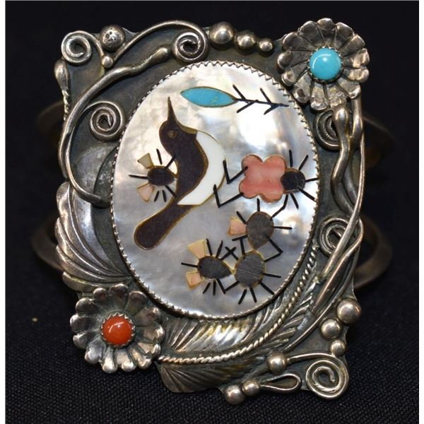 ZUNI INDIAN BRACELET (NANCY HALOO)