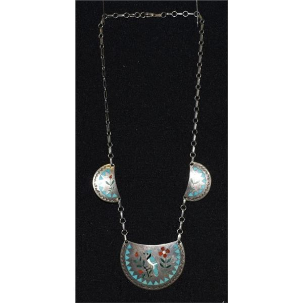 ZUNI INDIAN NECKLACE (SAMMY & ESTHER GUARDIAN)