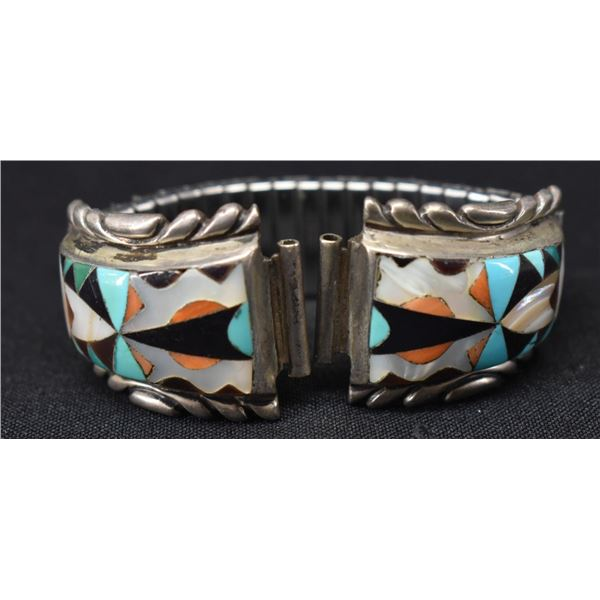 ZUNI INDIAN WATCH TIPS