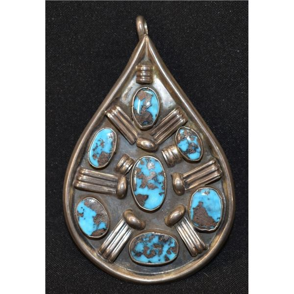 NAVAJO INDIAN PENDANT