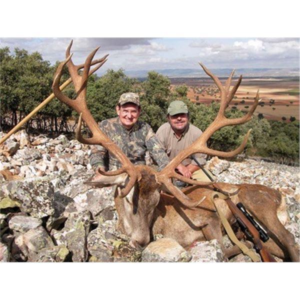 Carrizosa Spanish Red Deer