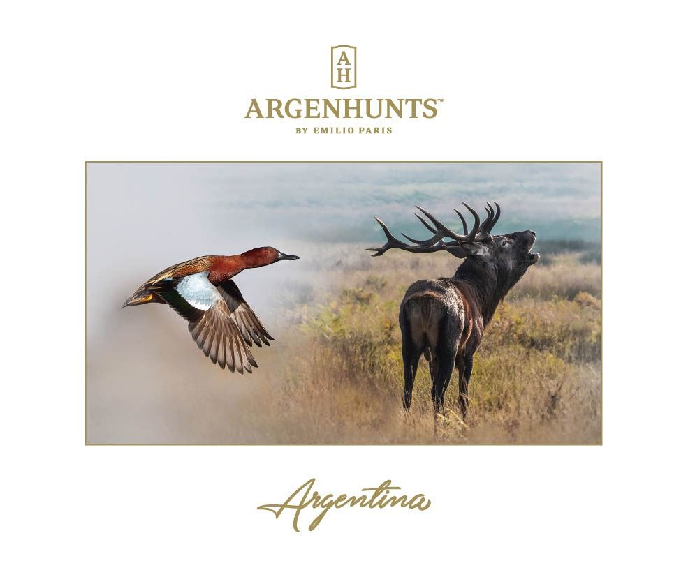 5-day Big Game Hunt in Argentina for two Hunters With $1000 Trophy Fee Credit Per Hunter