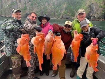 Alaska Fishing Adventure