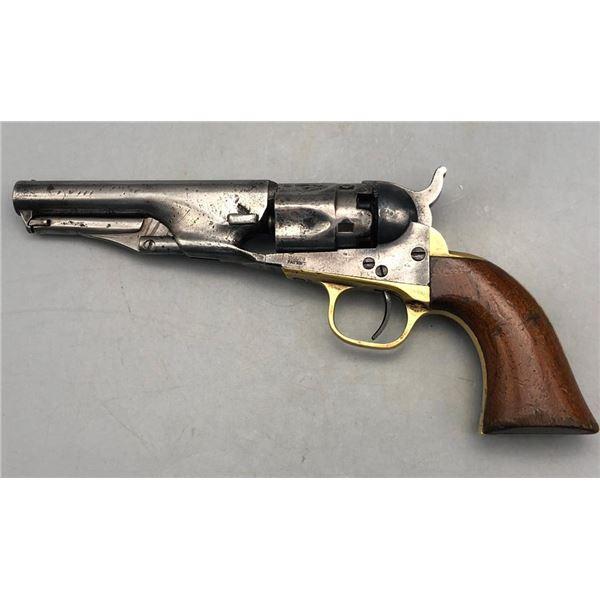 Antique Model 1862 Colt Police Pocket Pistol