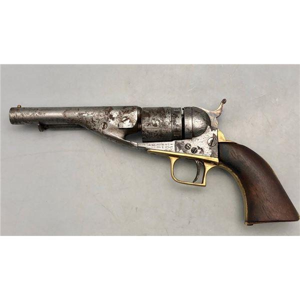 Colt Police/Pocket/ Navy Model Conversion Revolver