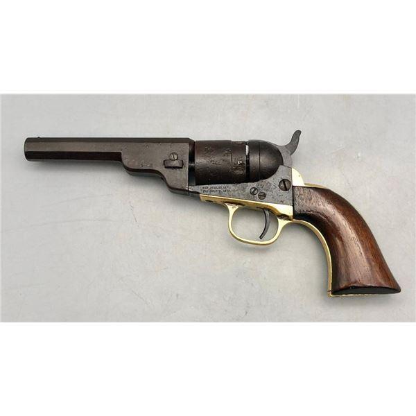 Antique Colt Pocket Conversion Revolver