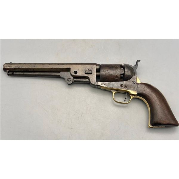 Antique Colt Model 1851 Navy Revolver