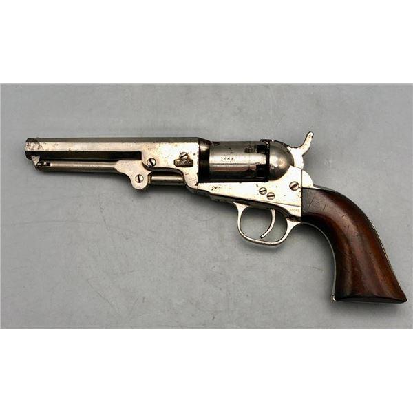 Antique Model 1849 Colt Pistol Pocket