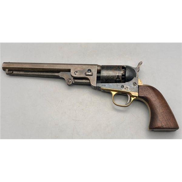 Antique Model 1851 Colt Navy Pistol