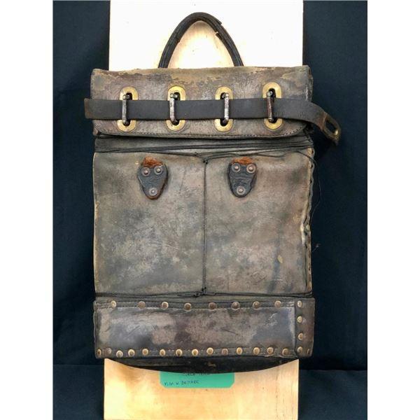 Primitive Leather Express/Money Bag Satchel