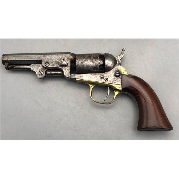 Antique Model 1849 Colt Pocket Pistol