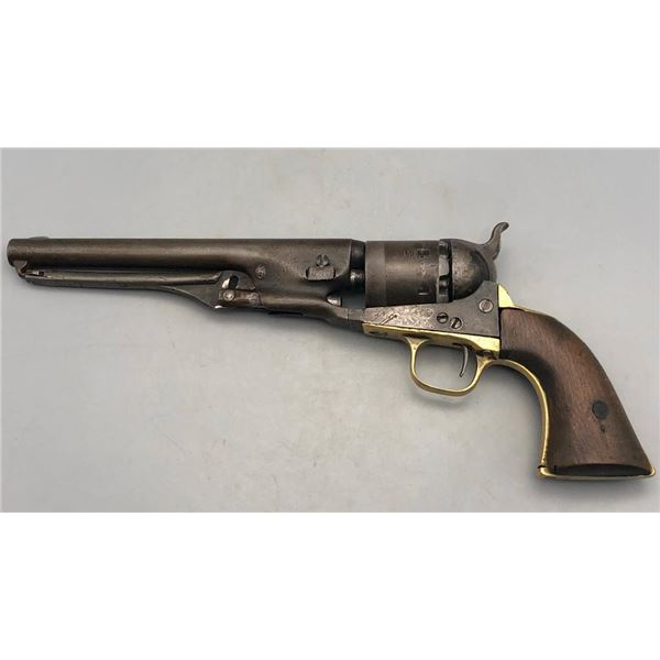 Antique Model 1861 Colt Navy Pistol