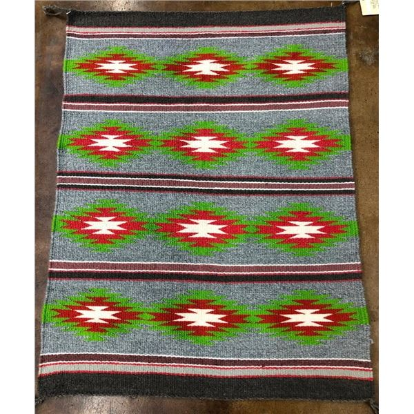 Navajo Textile by Charlene Nelson