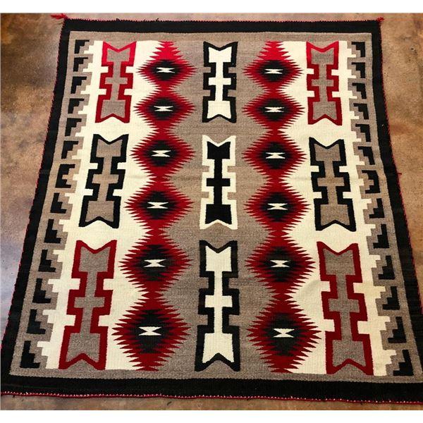 Circa 1930s Navajo Textile