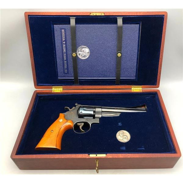Smith & Wesson 125th Anniversary .45 Cal. W/Box