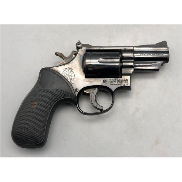 Smith and Wesson .357 Magnum M.19-4