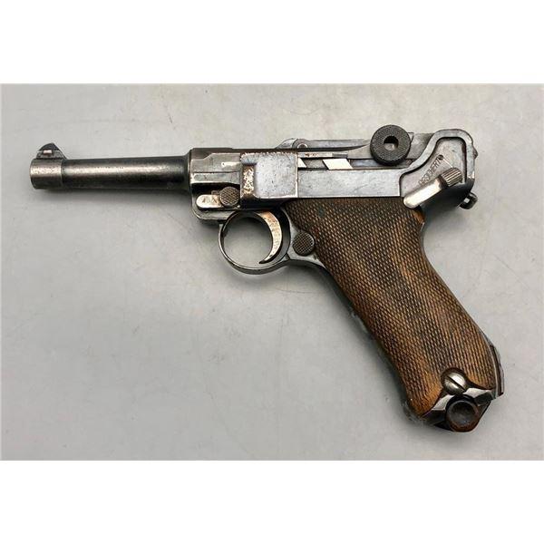 1920s Luger Pistol Made by DWM