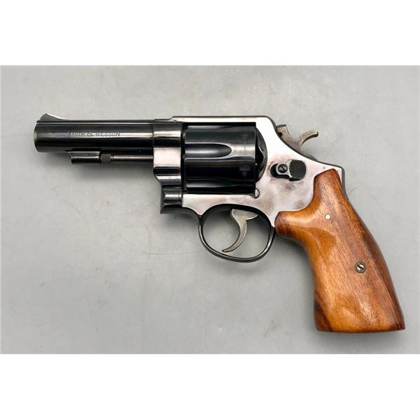Smith and Wesson Model 58 .41 Mag Revolver