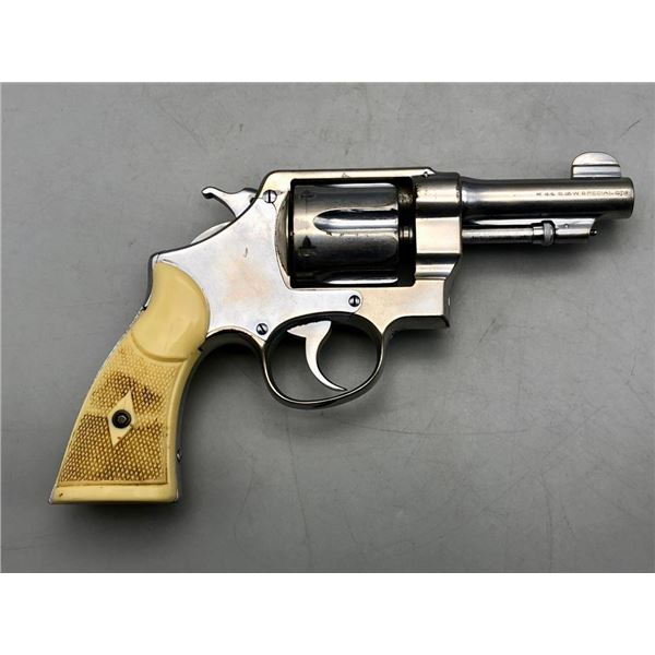Smith and Wesson Revolver Chambered in .44 S&W Special