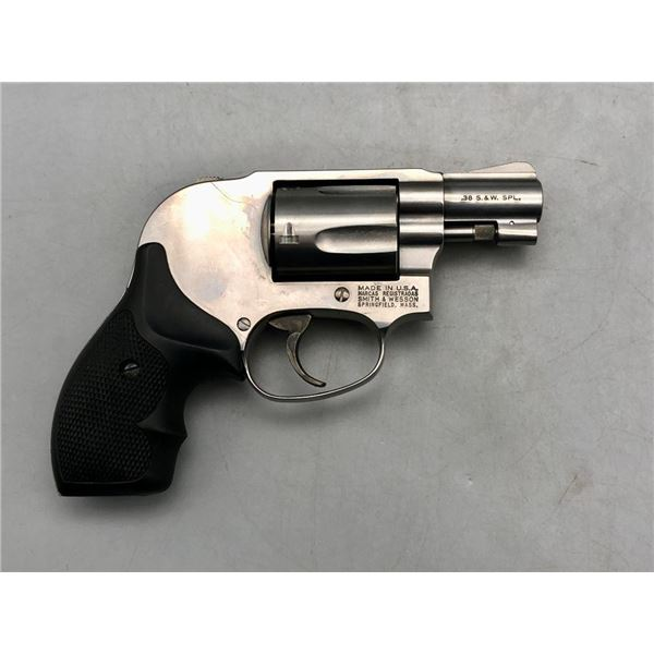 Smith and Wesson M.649 .38 Special