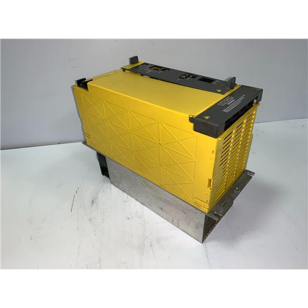 FANUC A06B-6150-H045 aiPS 45HV POWER SUPPLY UNIT (DAMAGED CASING)