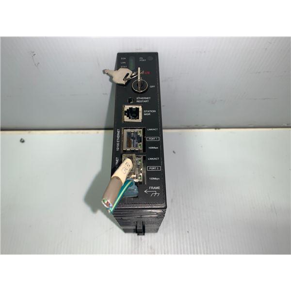 FANUC IC693CPU374-GP CPU WITH 240K USER MEM W/ETHERNET COMM