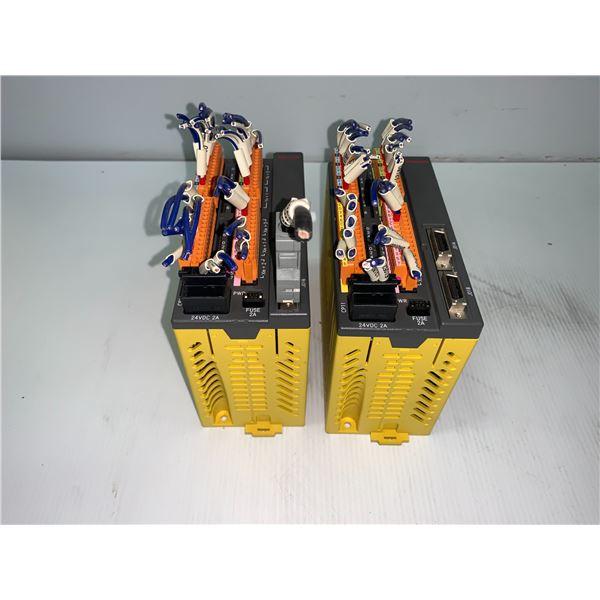 (2) - FANUC A03B-0823-C001 TERMINAL I/O BASIC MODULES