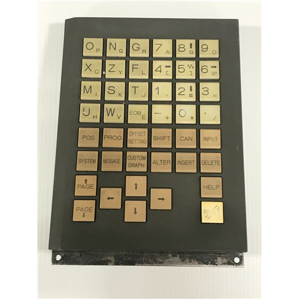 FANUC A02B-0236-C120/TBR MDI UNIT