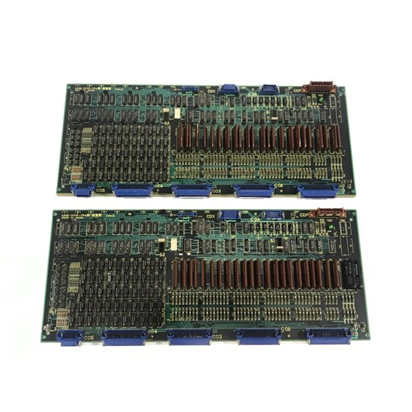 (2) FANUC A20B-0008-0540/01A I/O BOARDS