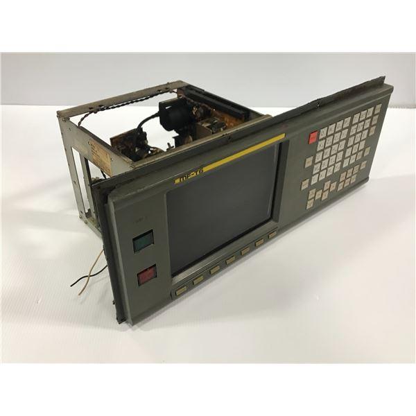"FANUC A02B-0120-C051/TA 9"" CRT / MDI UNIT"