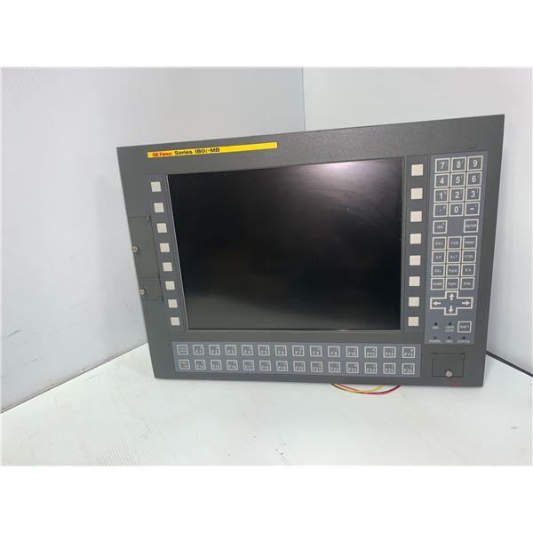 FANUC A13B-0196-B412 PANEL SERIES 180i-MB_WITH A08B-0084-C120/D HDD UNIT & A08B-0084-D432 BASE UNIT